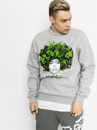 Bluza MassDnm Lady In Green (grey)