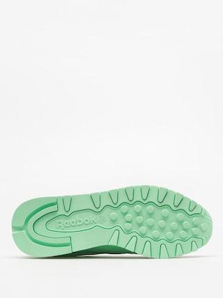Buty Reebok Cl Lthr Pastels Wmn (mint green/white)