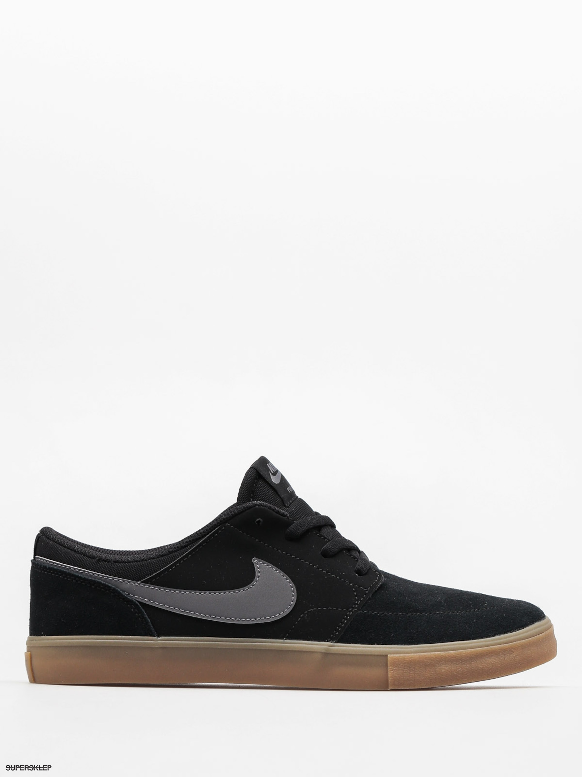 buy popular bcc65 c12c8 Buty Nike SB Portmore II Solar black dark grey