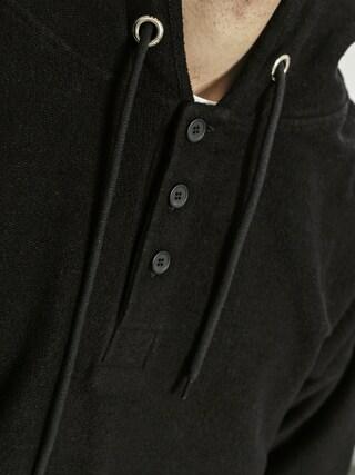 Bluza z kapturem The Hive Henley HD (black)