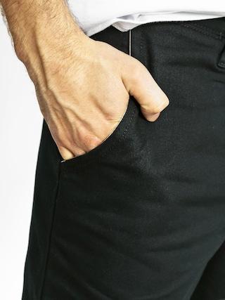 Szorty Vans Authentic Stretch (leather/black)