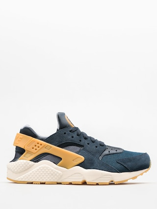Buty Nike Air Huarache Run Se (armory navy/gum yellow)