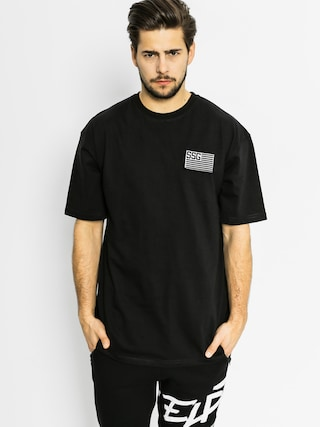 T-shirt SSG Flag (black)