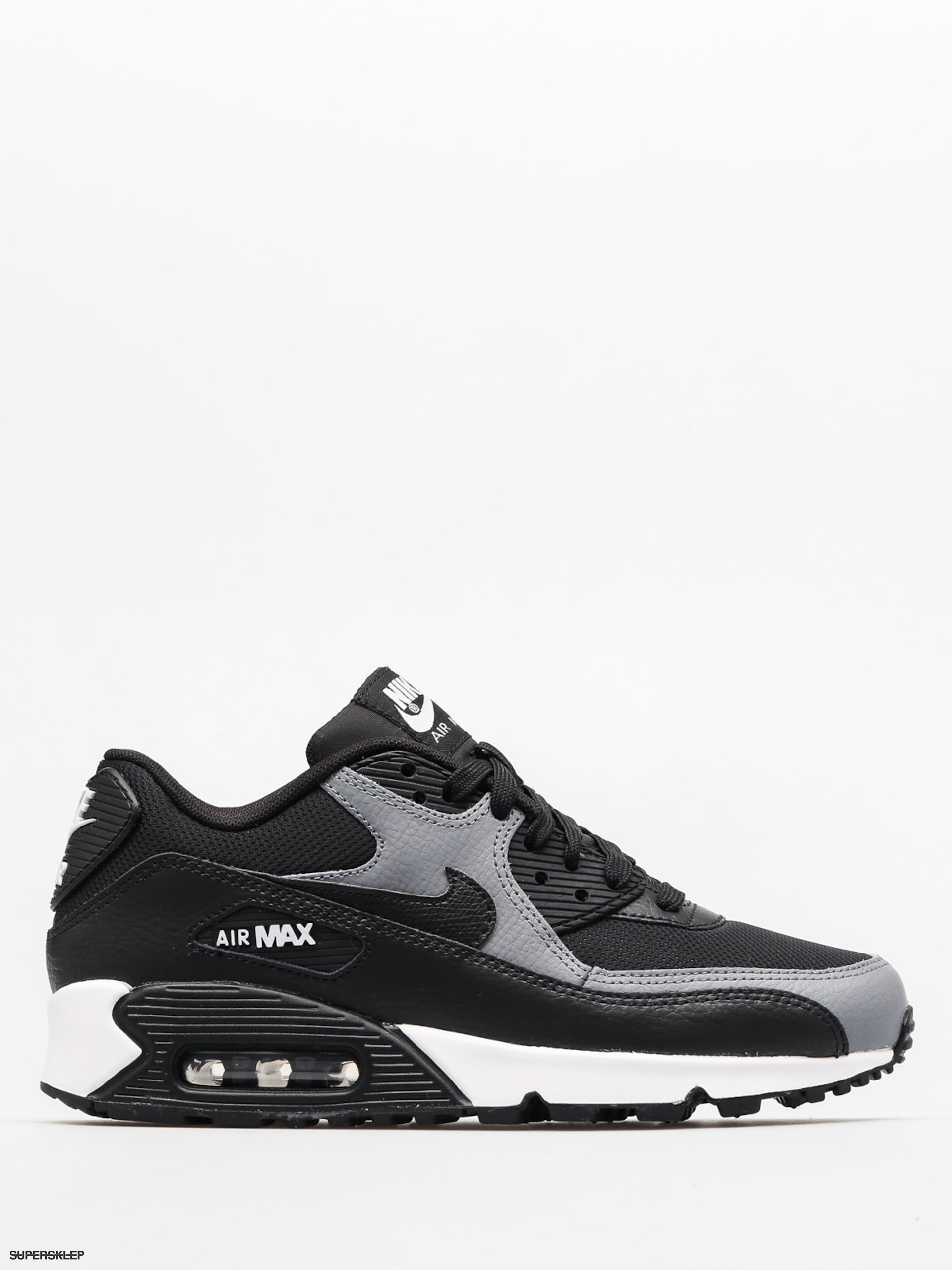 Buty Nike Air Max 90 Wmn (black/black cool grey black)