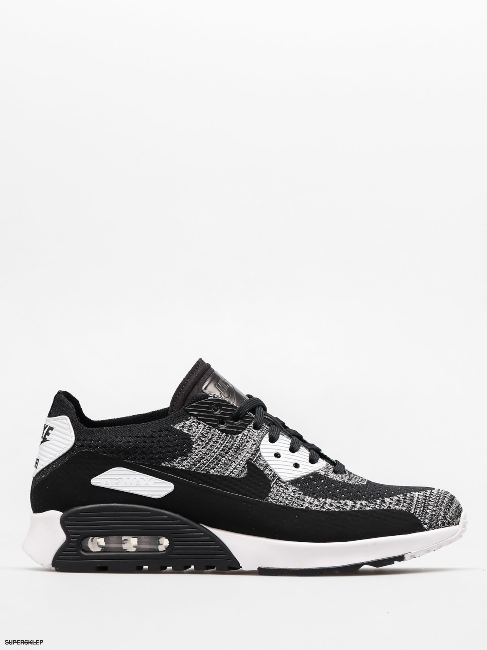 Buty Nike Air Max 90 Wmn (Ultra 2 0 Flyknit black/black white anthracite)