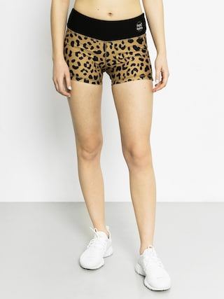 Szorty Femi Pleasure Tempo Fit Wmn (leo)