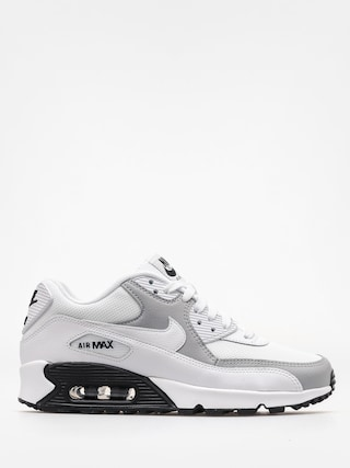 Buty Nike Air Max 90 Wmn (white/white wolf grey black)