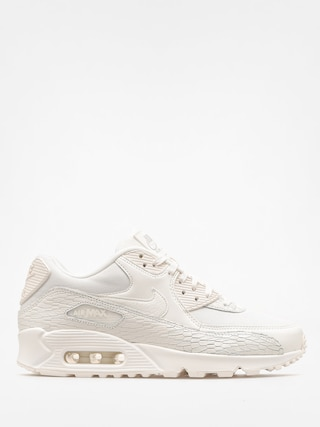 Buty Nike Air Max 90 Wmn (Prm Lea sail/sail light bone white)