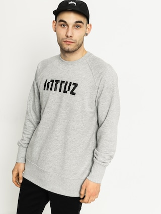 Bluza Intruz Logo (grey heather)