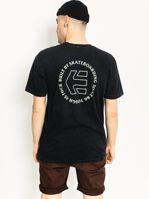 T-shirt Etnies Taf Icon (black)