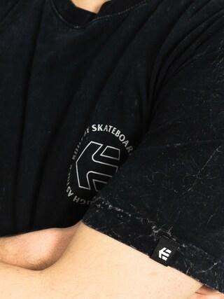 T-shirt Etnies Taf Icon (black)