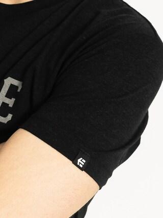 T-shirt Etnies Vintage Team (black/heather)
