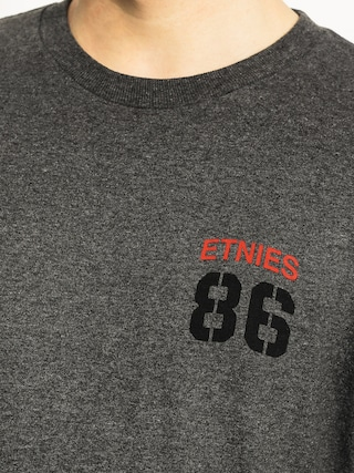 T-shirt Etnies 86 Team (charcoal heather)