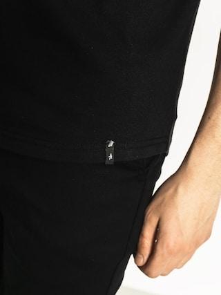 T-shirt Altamont Kennett (black/gold)