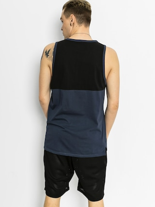 Koszulka Supra Block Tank (black/dress blue)