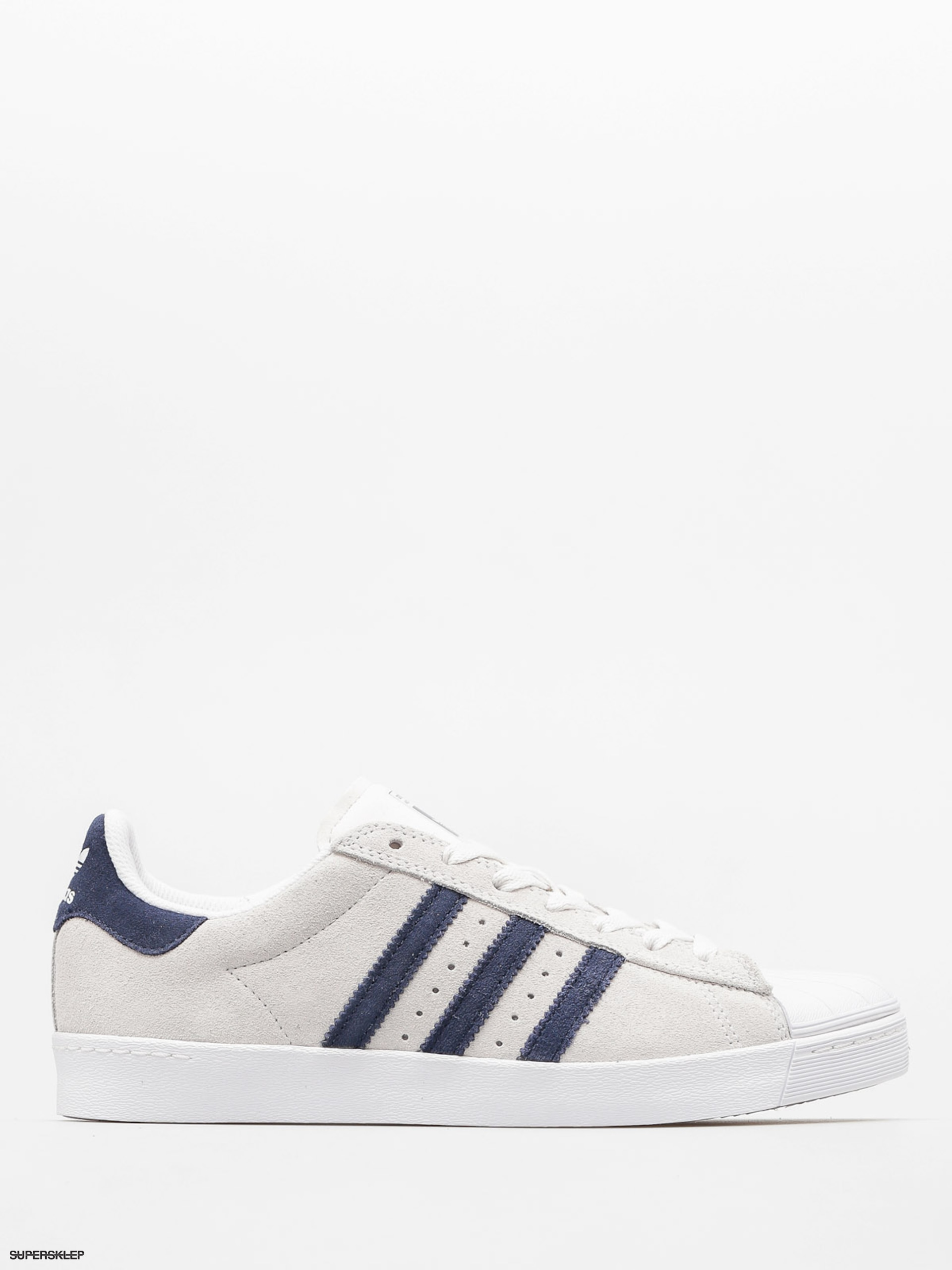 Męskie buty Adidas Superstar Vulc Adv white silver Rozmiar