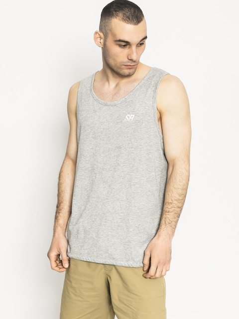 Koszulka Nike SB Nk Sb Dry Skyline Tank (grey)