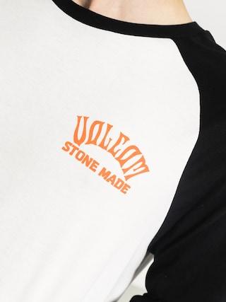 Koszulka Volcom Wrecker 3I4 Raglan (wht)