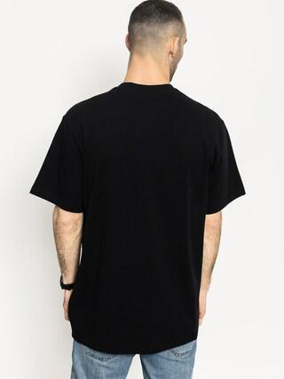 T-shirt Element Contour (flint black)