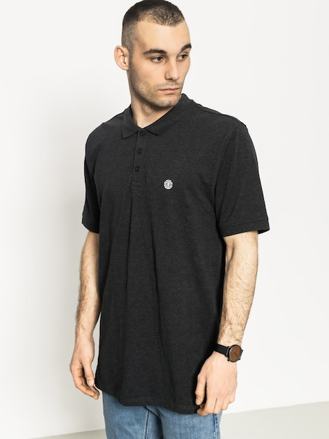 Polo Element Freddie (charcoal heather)