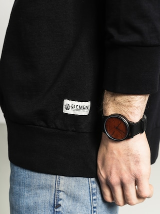 Bluza Element Coleson Crew (flint black)