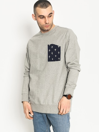 Bluza Element Coleson Crew (grey heather)