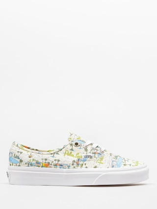 Buty Vans Authentic (palm springs/cloud cream/true white)