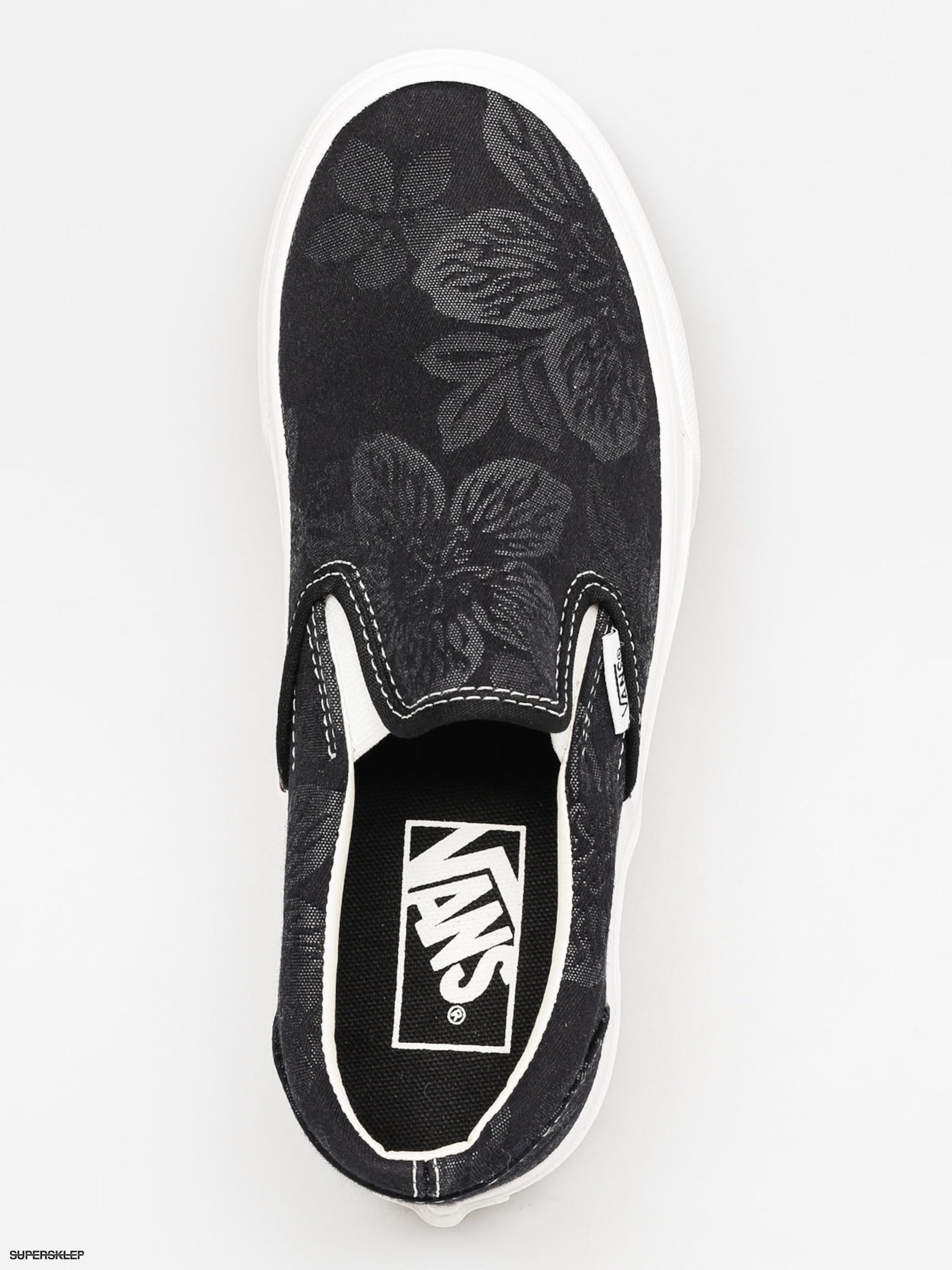 Buty Vans Classic Slip On (floral jacquardblack)