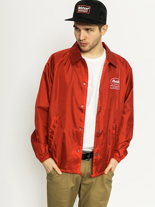 Kurtka Brixton Dale (red/white)