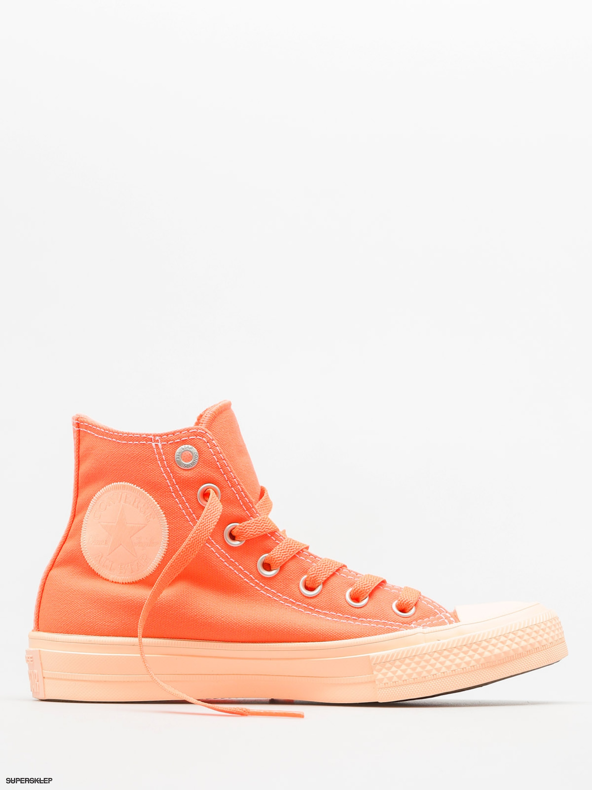 Trampki Converse Chuck Taylor All Star II Hi (hyper orange/sunset glow)