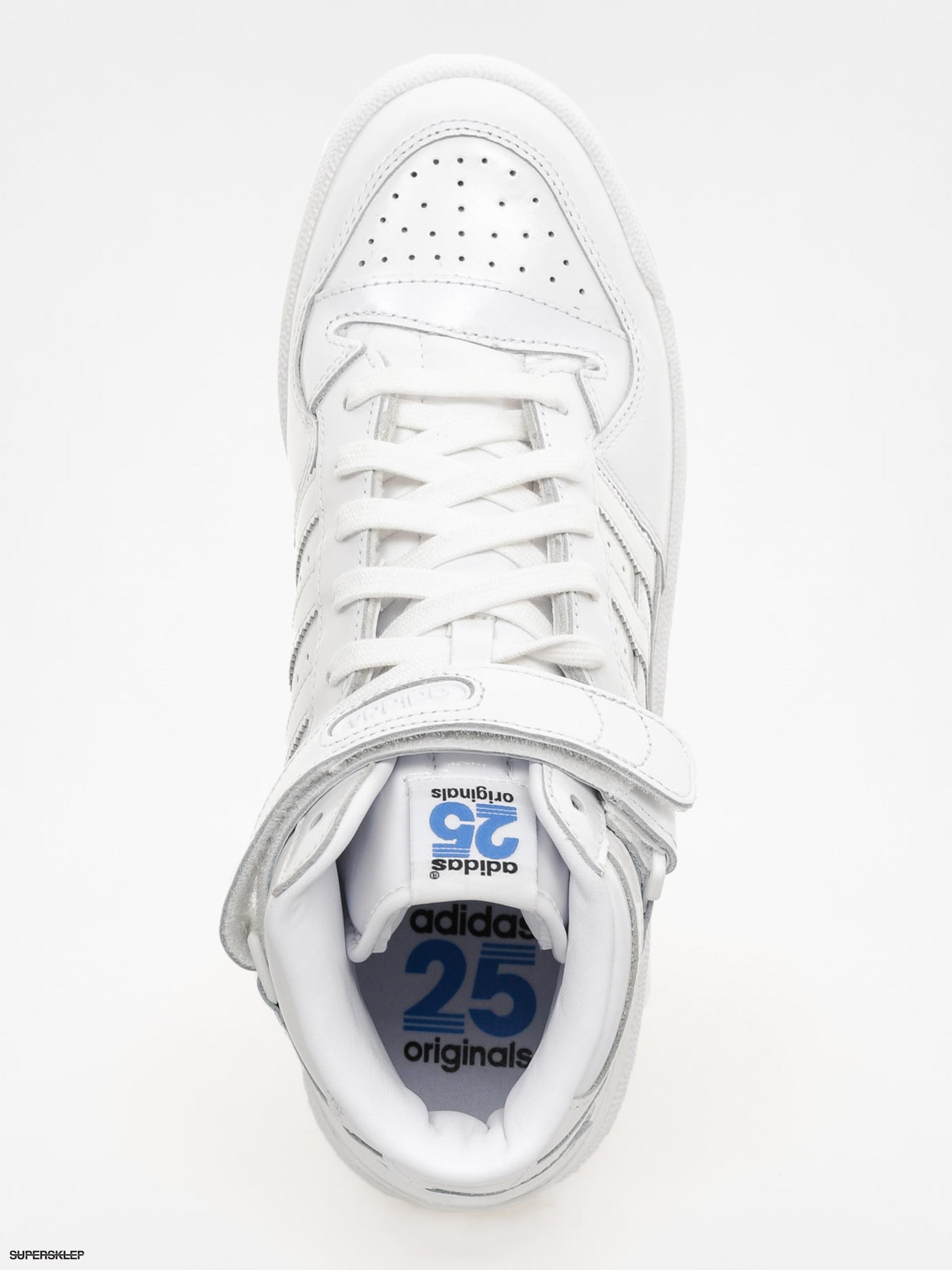 Buty adidas Forum Mid Rs Nigo (whitewhite)