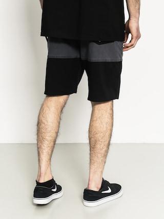 Boardshorty Brixton Barge Trunk (washed black/black)