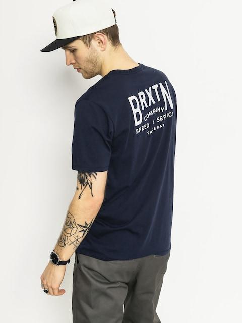 T-shirt Brixton Langley Prem