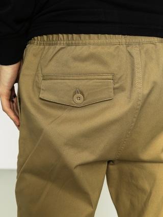 Spodnie Brixton Reserve Drawstring (khaki)