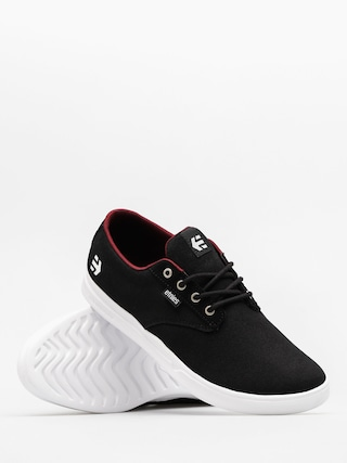 Buty Etnies Jameson SC (black/white/burgundy)