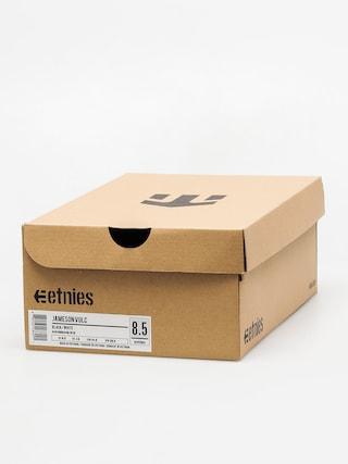 Buty Etnies Jameson Vulc (black/white)