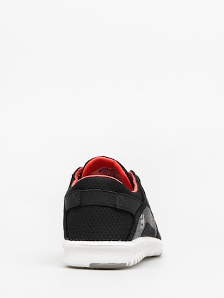 Buty Etnies Scout (black/grey/red)