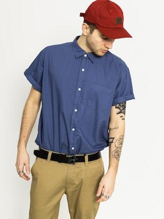 Koszula Brixton Alder (deep blue)