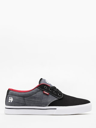 Buty Etnies Jameson 2 Eco (black/charcoal/red)