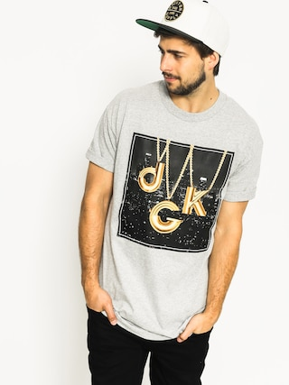 T-shirt DGK City Lights (athletic heather)