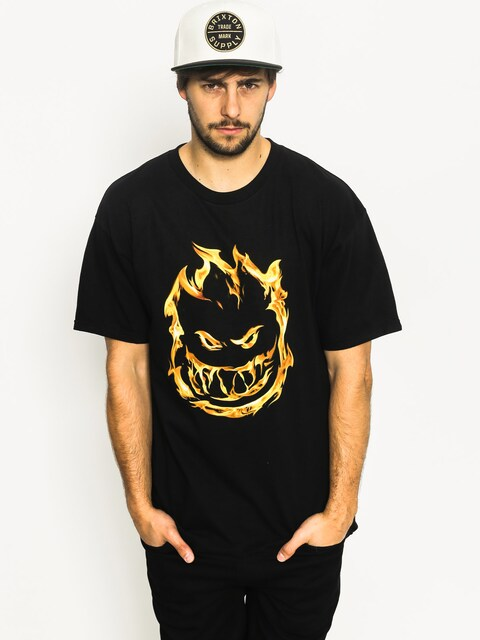 T-shirt Spitfire 451 (black)