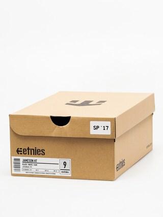 Buty Etnies Jameson HT (black/white/gum)