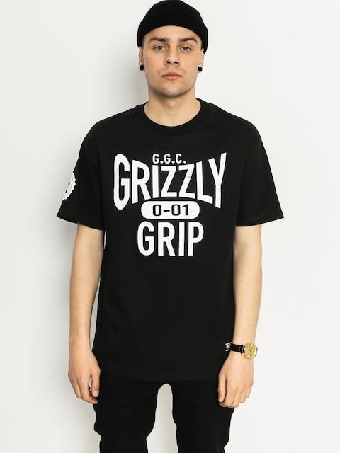 T-shirt Grizzly Griptape Big City Seal (black)