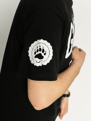T-shirt Grizzly Griptape Big City Seal (black)