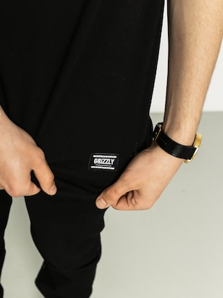 T-shirt Grizzly Griptape Silver Tip Cup (black)