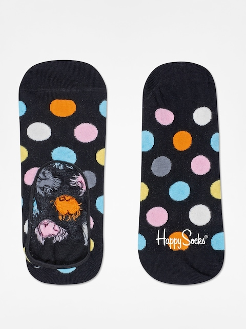 Skarpetki Happy Socks Big Dot (black)