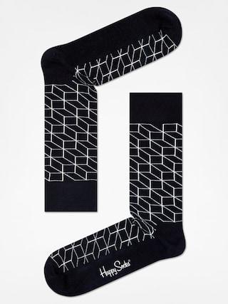 Skarpetki Happy Socks Optic (black/white)