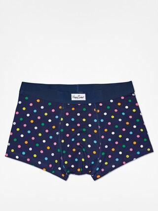 Bokserki Happy Socks Dot (navy)