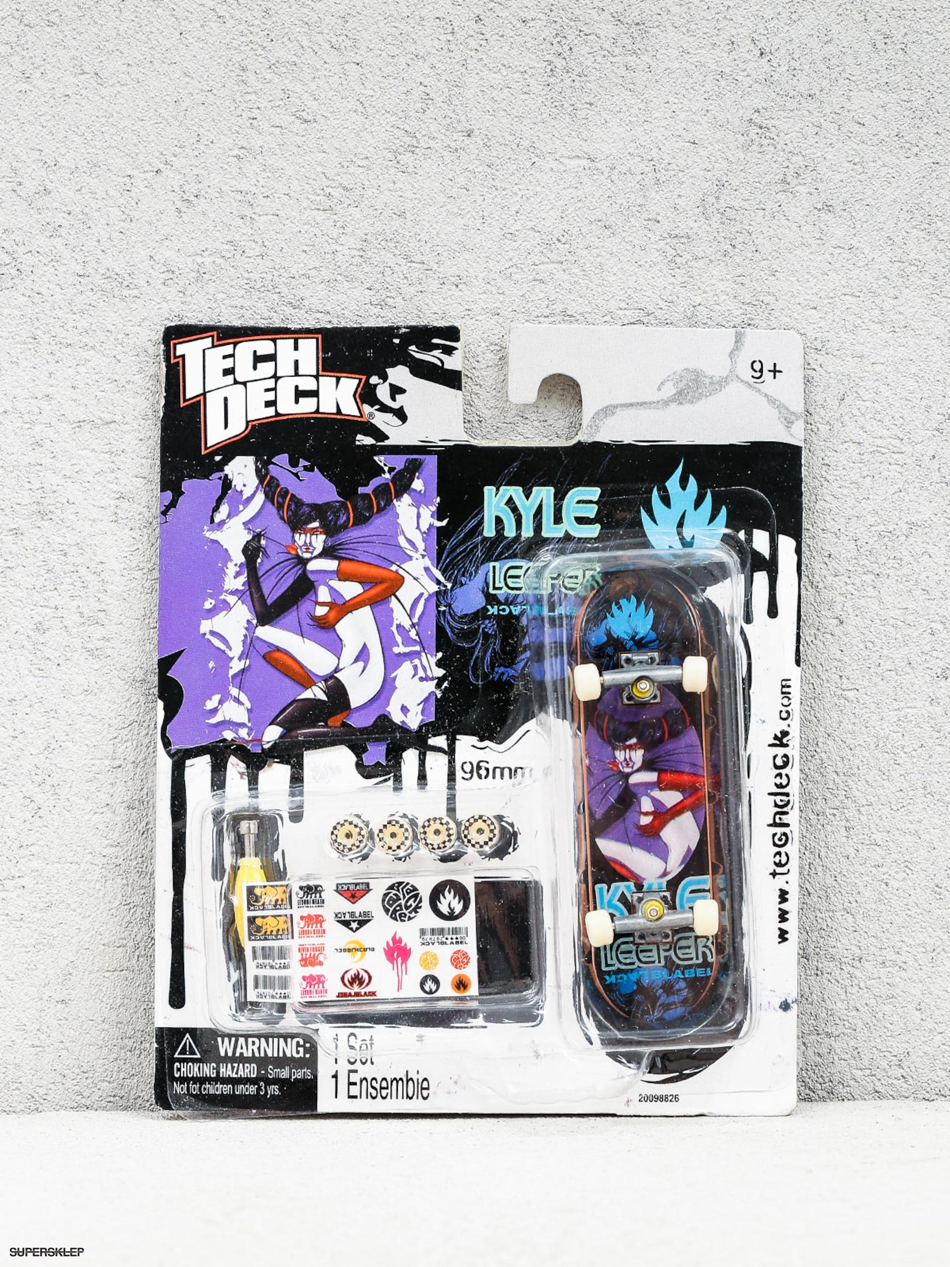 Fingerboard Tech Deck Black Label 02