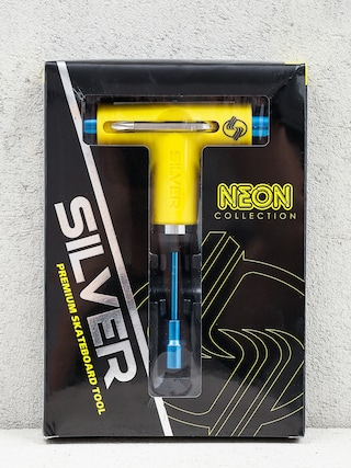 Klucz Silver Silver Tool Neon (yellow/blue)